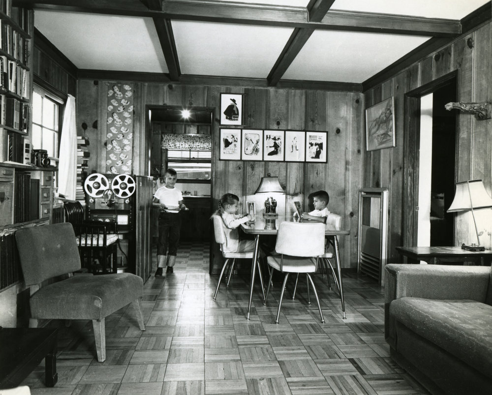 Coolest living room in the world circa 1959 for Top 10 living room in the world